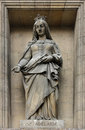 Saint Adelaide of Italy Royalty Free Stock Photo