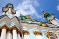 Saint andrew s church kiev ukraine Royalty Free Stock Photography