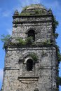 The Saint Augustine Church`s Bell Tower Royalty Free Stock Photo
