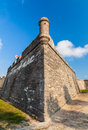 Saint Augustine Fort Royalty Free Stock Photo