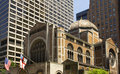 Saint Bartholomew's Episcopal Church New York City Royalty Free Stock Image