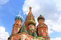 Saint Basil`s Cathedral Royalty Free Stock Photo