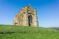 Saint Catherine`s Chapel in Abbotsbury, Dorset, UK