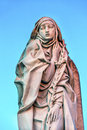 Saint Catherine Siena Statue Castel Sant Angelo Rome Italy