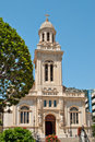 Saint-Charles Church in Monaco Stock Photo