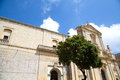 Saint dominic in malta the church rabat Royalty Free Stock Image
