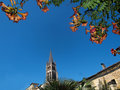 Saint Emilion village Stock Images