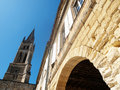 Saint Emilion village Stock Image