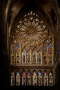 Saint Etienne de Metz Cathedral Stock Photography
