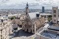 Saint Etienne du Mont Church Paris Royalty Free Stock Photo