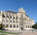 Saint Eustache church - Paris - France Royalty Free Stock Images