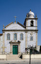 Saint francisco church at penafiel portugal Royalty Free Stock Photo