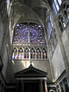 SAINT GATIEN'S CATHEDRAL Royalty Free Stock Photos