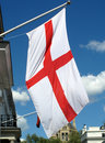 Saint George Flag Stock Image