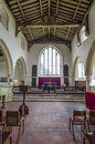 Saint George's Church, Ivychurch, Kent Royalty Free Stock Photo
