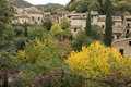 Saint Guilhem le desert Royalty Free Stock Photo