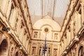 Saint Hubert Gallery Royalty Free Stock Photo
