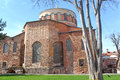Saint irina church placed in the territory of topkapi palace istanbul Stock Photo