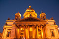 Saint Isaac Cathedral Royalty Free Stock Photography