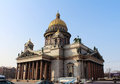Saint isaac s cathedral st petersburg russia of dalmatia the largest russian orthodox of Royalty Free Stock Images