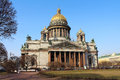 Saint isaac s cathedral st petersburg russia of dalmatia the largest russian orthodox of Royalty Free Stock Image
