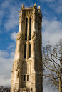 Saint-Jacques Tower Royalty Free Stock Photo