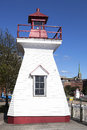 Saint John Lighthouse Royalty Free Stock Images