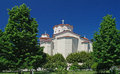 Saint john the russian church prokopi greece of in town of on island of evia Royalty Free Stock Photos