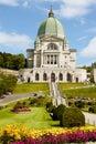 Saint Joseph Oratory Royalty Free Stock Photo