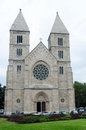 Saint margit church budapest in hungary Stock Photos