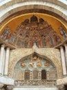 Saint Mark`s Basilica, Venice, Italy Royalty Free Stock Photo