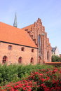 Saint mary s church in helsingor denmark Stock Photo