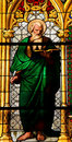 Saint Matthew the Evangelist Royalty Free Stock Photo