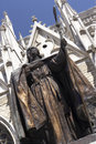 Saint Michael and St Gudula Cathedral Royalty Free Stock Photo