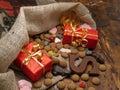 Svätý taška darčeky