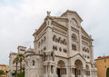 Saint Nicholas Cathedral, Monaco Royalty Free Stock Photo
