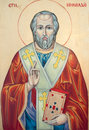 Saint Nicholas of Myra Royalty Free Stock Photos