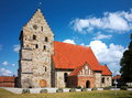 Saint Nicolai Church Royalty Free Stock Photography