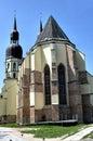 Saint Nicolas church in Trnava Royalty Free Stock Photo
