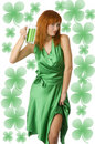 Saint patrick Stock Photo