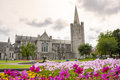 Saint Patrick Cathedral in Dublin Royalty Free Stock Photo
