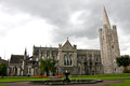 Saint Patrick Cathedral, Dublin, Ireland Royalty Free Stock Photo