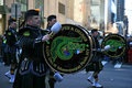 The Saint Patrick Day Parade Stock Image
