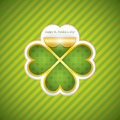 Saint Patrick's day Stock Photography