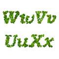 Saint Patrick's Day font