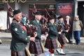 Saint Patrick's Day parade Royalty Free Stock Photo