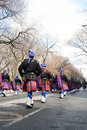 Saint Patrick's Day Parade, NYC Royalty Free Stock Photography