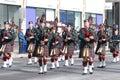 Saint Patrick's Day parade, Ottawa, Canada Royalty Free Stock Photo