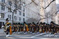 Saint Patricks Day Parade, New York City Royalty Free Stock Photography