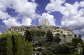 Saint paul de vence france the medieval walled city of Royalty Free Stock Images